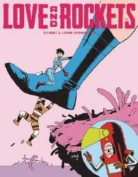 Love & Rockets Magazine #3 (Mr)