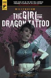 Millennium Girl With The Dragon Tattoo Tp