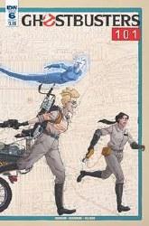 Ghostbusters 101 #6 (Of 6) Cvr A Schoening