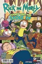 Rick & Morty Pocket Like You Stole It #2 (Of 5) (C: 1-0-0)