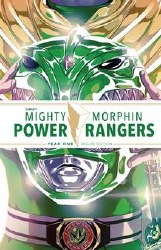Mighty Morphin Power Rangers Dlx Hc Year One (C: 1-1-2)