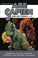 Abe Sapien Dark & Terrible Hc Vol 01
