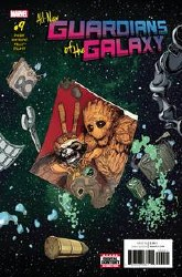 All New Guardians Of Galaxy #9