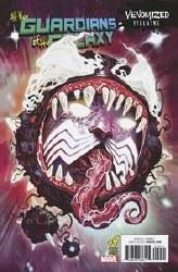 All New Guardians Of Galaxy #9 Venomized Ego Var