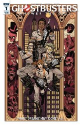 Ghostbusters Answer The Call #1 Cvr A Howell