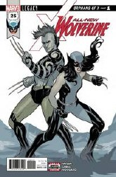 All New Wolverine #25 Leg