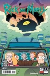 Rick & Morty #31 (C: 1-0-0)