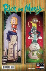 Rick & Morty #31 Incv Var Vasquez (C: 1-0-0)
