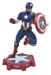 Marvel Gallery Marvel Now Captain America Pvc Fig (C: 1-1-2)