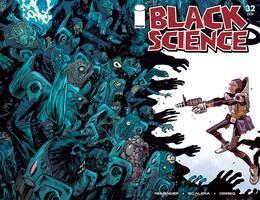 Black Science #32 Cvr C Walking Dead #5 Tribute Var (Mr)