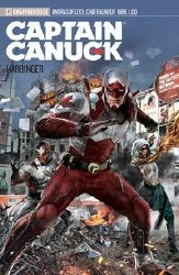 Captain Canuck Tp Vol 03 Harbinger (C: 0-0-1)