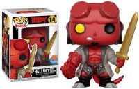Pop Hellboy W/Excalibur Px Vinyl Figure (C: 1-1-2)