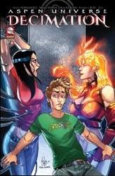 Aspen Universe Decimation #2 Cvr A Renna