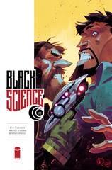 Black Science #33 Cvr A Scalera & Dinisio (Mr)