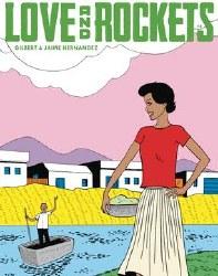 Love & Rockets Magazine #4 (Mr)