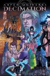 Aspen Universe Decimation #4 Cvr A