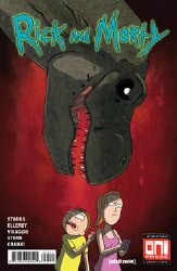 Rick & Morty #35 (C: 1-0-0)