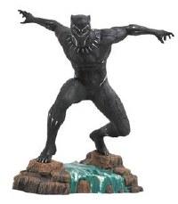 Marvel Gallery Black Panther Movie Pvc Figure (C: 1-1-2)