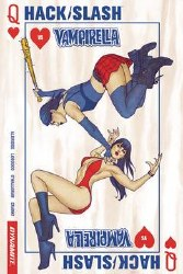 Hack Slash Vs Vampirella Tp (C: 0-1-2)