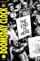 Doomsday Clock #1 (Of 12) 2nd Ptg