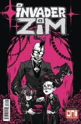 Invader Zim #30 Cvr B Krooked Glasses Var