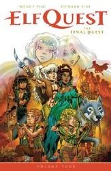 Elfquest Final Quest Tp Vol 04