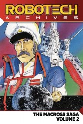 Robotech Archives Macross Saga Tp Vol 02 (Of 3) (C: 0-1-0)