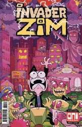 Invader Zim #31 Cvr B Cousin Var