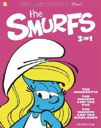 Smurfs 3in1 Gn Vol 02