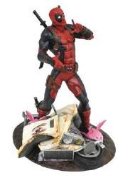 Marvel Gallery Taco Truck Deadpool Pvc Statue (C: 1-1-2)