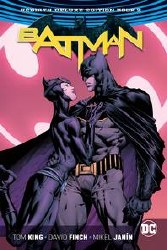 Batman Rebirth Dlx Coll Hc Book 02