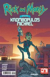 Rick & Morty Presents Krombopulous Michael #1 Cvr A