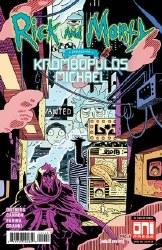 Rick & Morty Presents Krombopulous Michael #1 Cvr B Maclean