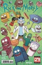 Rick & Morty #40 Cvr A
