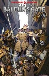 Dungeons & Dragons Evil At Baldurs Gate Tp