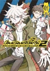 Danganronpa 2 Vol 01 Ultimate Luck Hope Despair Tp (C: 1-0-0