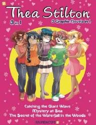 Thea Stilton 3in1 Gn Vol 02