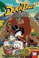 Ducktales Tp Vol 03 Quests And Quacks (C: 1-0-0)