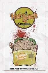 Hot Lunch Special #1 Cvr A Fornes (Mr)
