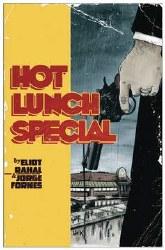 Hot Lunch Special #1 Cvr B Hack (Mr)