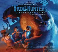 Art Of Trollhunters Hc (C: 1-0-0)
