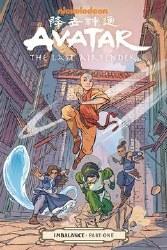 Avatar Last Airbender Imbalance Part One Tp (C: 1-1-2)