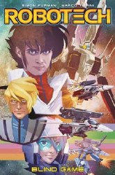 Robotech Tp Vol 03 Blind Game