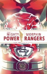 Mighty Morphin Power Rangers Dlx Hc Year Two (C: 1-1-2)