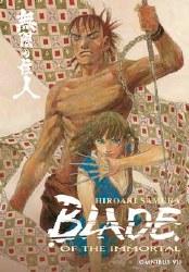 Blade Of Immortal Omnibus Tp Vol 07 (C: 1-0-0)