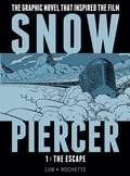 Snowpiercer Hc Vol 01 The Escape (Mr)