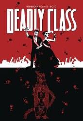 Deadly Class Tp Vol 08 Never Go Back (Mr)