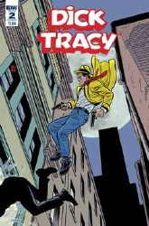 Dick Tracy Dead Or Alive #2 (Of 4) Cvr A Allred