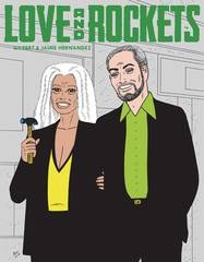 Love & Rockets Magazine #6 (Mr)