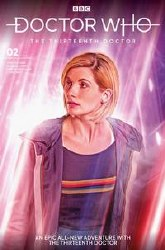 Doctor Who 13th #2 Cvr B Brooks